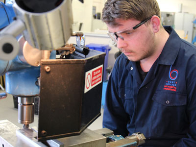 Engineer your career and gain a specialist qualification that will unlock opportunities across a range of industries.