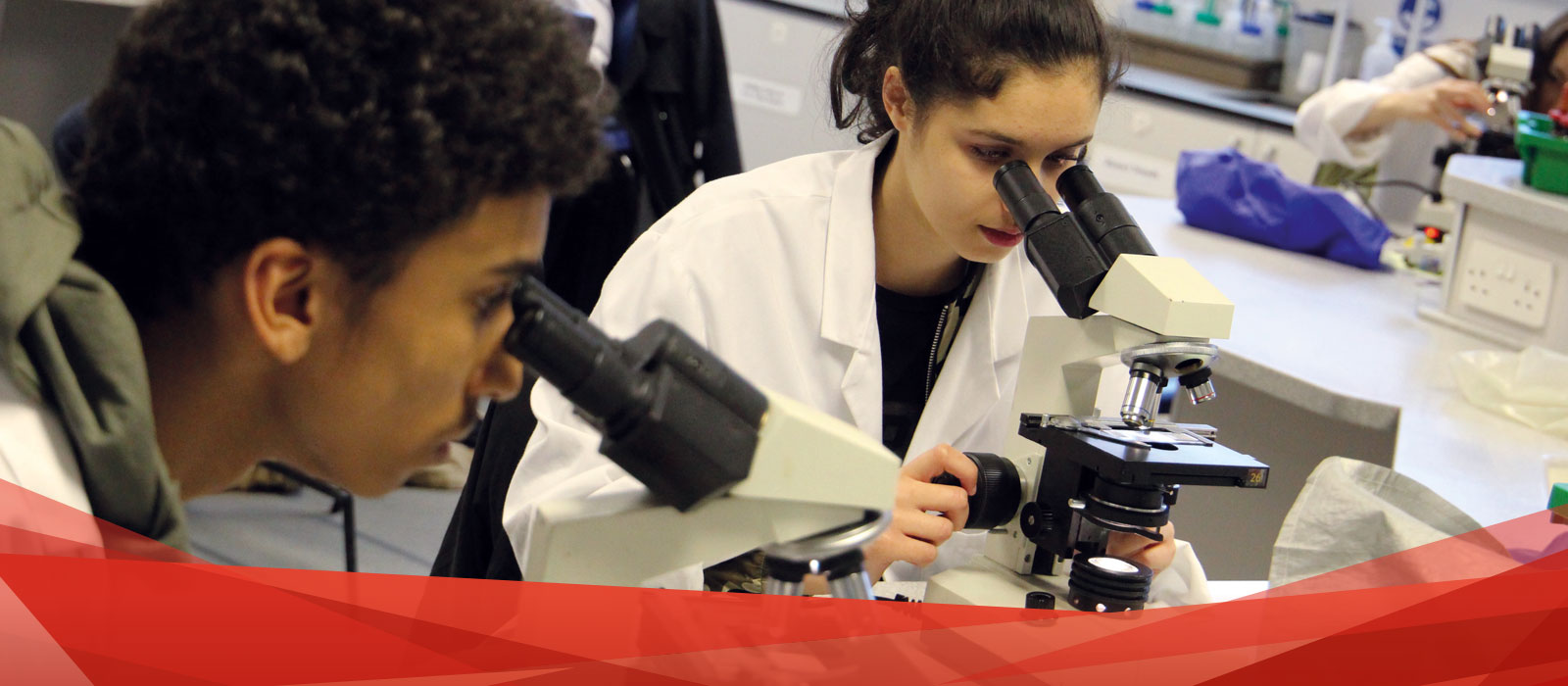 Apply scientific knowledge to the world we live in and gain a qualification highly regarded by universities and employers.