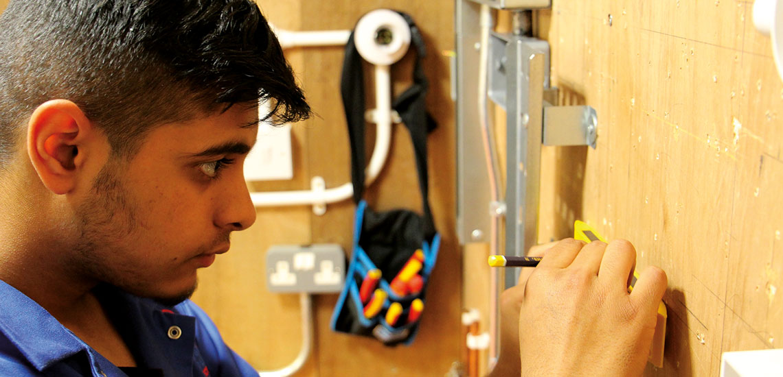 Trade School - Electrical Installation