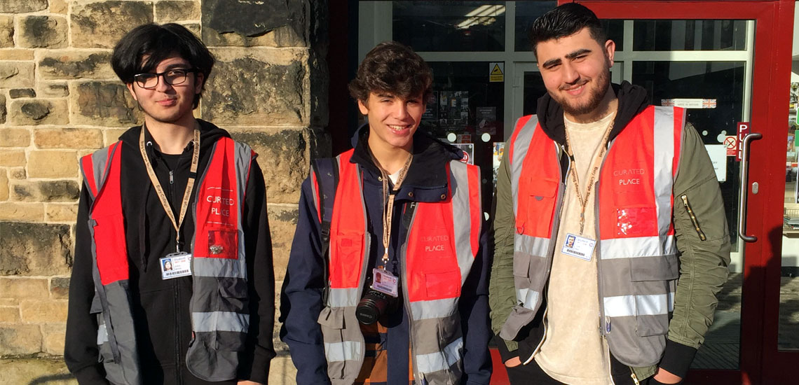 UAL Interactive Media Students Shine During Work Experience Opportunity
