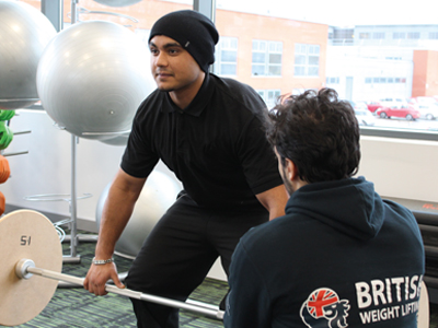 Launch your fitness career with a recognised qualification which can you to achieve your long-term career goal.