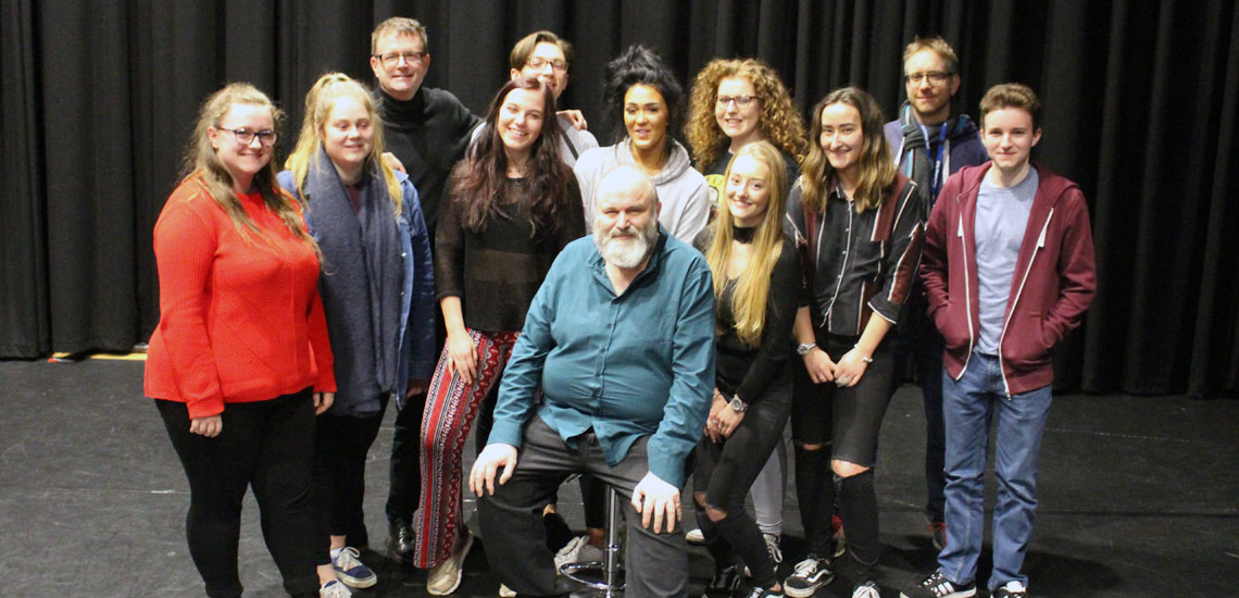 Cartwright Cabaret Inspires the Stars of the Future