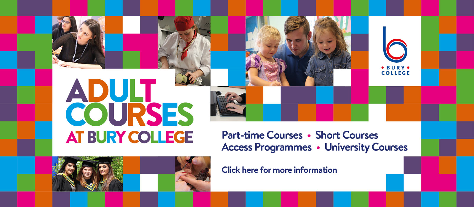 Part-time and short courses guide 2017-18 - Click here to download
