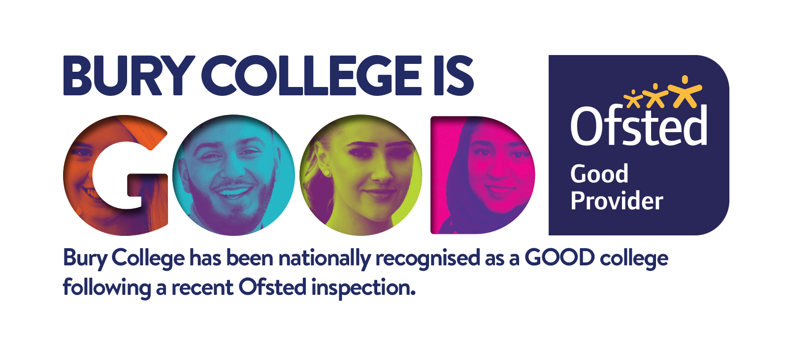 Bury College Ofsted - Good