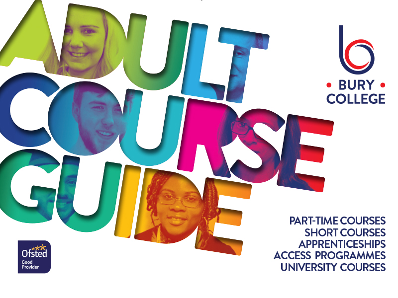 Bury College Adult Courses
